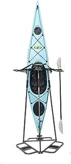 Glacik Vertical Storage Rack for 3 Kayak or 6 SUP Paddle Boards
