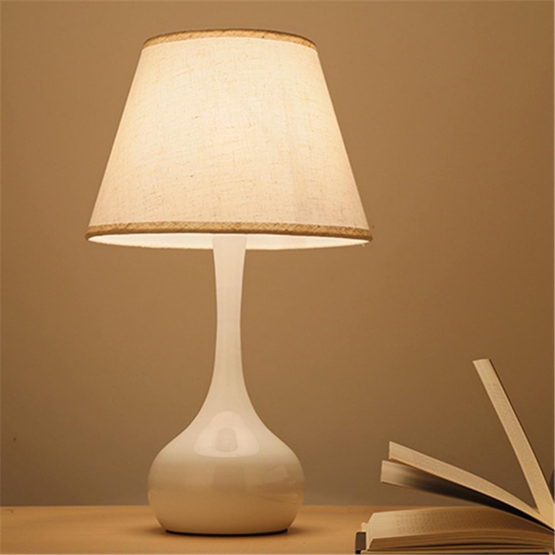 QIANGQI LED Einfache Moderne Kreative Mode Fantasie Warme Schne Schreibtischlampe Nachttisch Kinderzimmer 14  25  43 cm