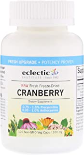 Cranberry 300mg Freeze-Dried - 120 - VegCap