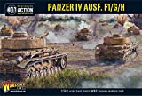 Bolt Action - Panzer Iv Ausf.f1/g/h - Wgb.wm.505 - Warlord Games by Warlord Games