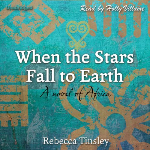 When the Stars Fall to Earth audiobook cover art