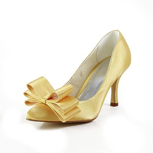 Jia Jia Wedding A3112 chaussures de mariée mariage Escarpins pour femme