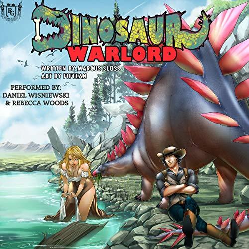 Couverture de Dinosaur Warlord