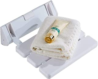 TUHFG Shower Stool Bath Seats Shower Stool Shower Stool Folding Bathroom Seat Non-Slip Shower Stool Wall-Mounted Old Man S...