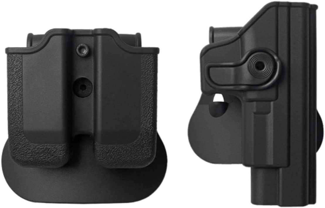 Z2030 + Z1180 IMI Max 61% OFF Defense Double Attention brand Springf Pouch Mag for Holster