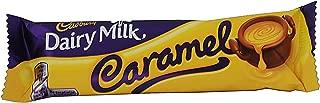 British Chocolate Cadbury Dairy Milk Caramel 45g 12count