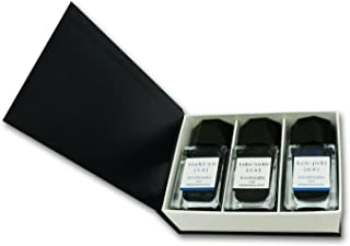 Pilot Iroshizuku Mini Fountain Pen Ink - 15 ml Bottle 3 Colors Set - TY/TAK/KO (Japan Import)