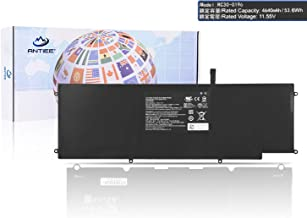 ANTIEE 11.55V 53.6Wh 4640mAh RC30-0196 Laptop Battery for Razer Blade Stealth 2016 V2 i7-7500U 13.3 Touch QHD I7-8550u RZ09-02393E32-R3U1 01962E10 01962E52 01962E53 01962E12 01962E20 3ICP4/92/80