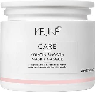 KEUNE CARE Keratin Smoothing Mask, 6.8 Fl Oz
