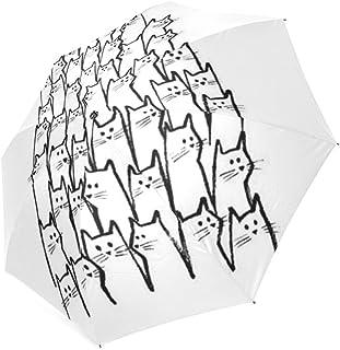 Personalized Denser Cats Personalized Foldable Raining Umbrella