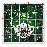English Tea Shop - Puzzle de calendario de Adviento orgánico verde, 25 bolsas...
