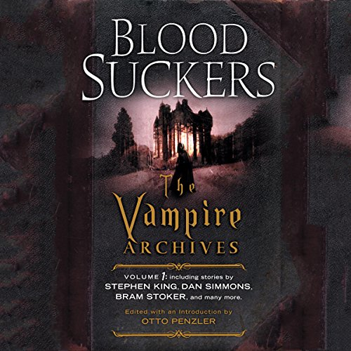 Bloodsuckers audiobook cover art