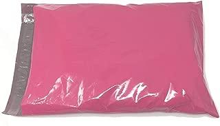 Shop4Mailers 15.24 x 22.86cm 粉色聚乙烯袋邮寄信封,2 毫米 1000 Pack 粉红色