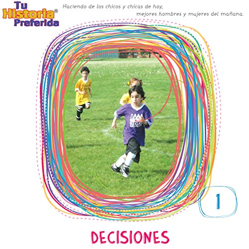 Decisiones 1 [Decisions 1 (Texto Completo)] audiobook cover art