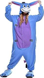 Unisex Adult Animal Pajamas Custome Cosplay for Halloween Christmas