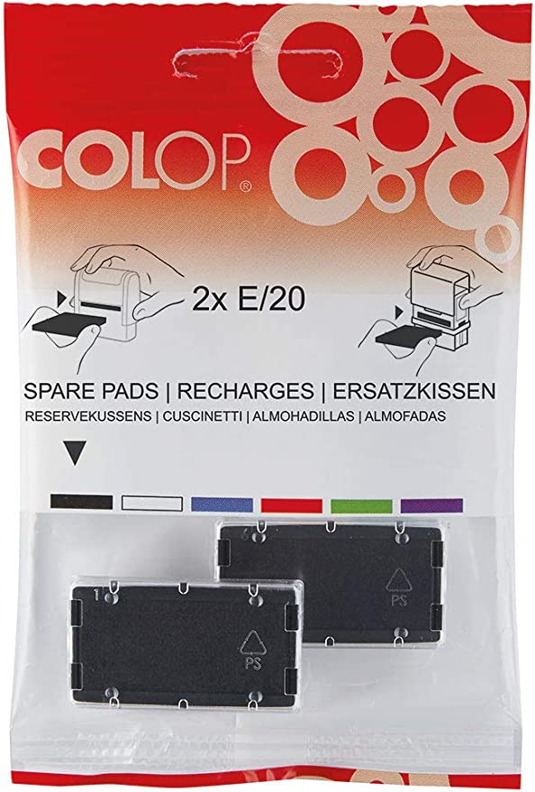 Colop Stempelkissen E//20/schwarz