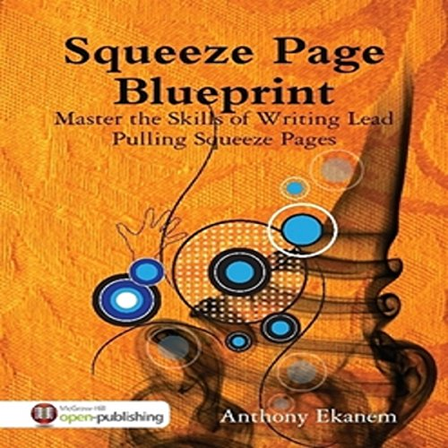 Squeeze Page Blueprint audiobook cover art