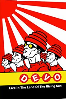 Devo - Live in the Land of the Rising Sun