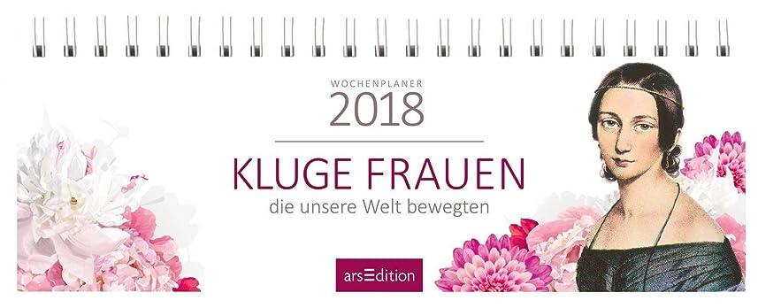 ジョセフバンクス雪の騒Kluge Frauen 2018: Tischkalender