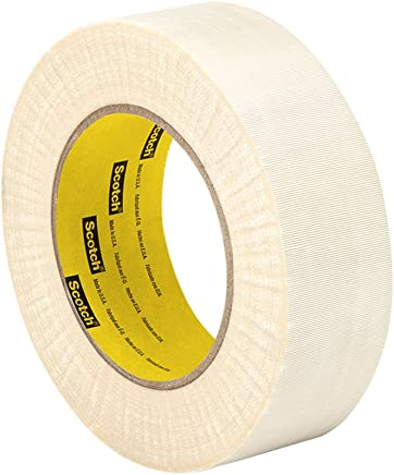 5151 3M 45630 Glass Cloth Tape Glass Cloth Impregnated W//PTFE Light Brown 3//4 in x 36 yd 3.5 mil