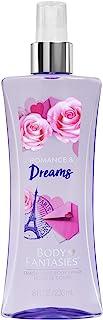 Body Fantasies Signature Fragrance Body Spray, Romance and Dreams, 8 Fluid Ounce