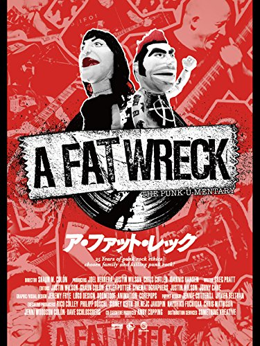 A FAT WRECK:ア・ファット・レック(字幕版)