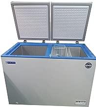 Blue Star CHF300 Double Door Deep Freezer (284 L, White)