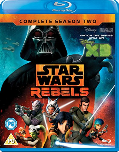 Star Wars Rebels Season 2 [Italia] [Blu-ray]