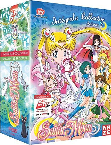 Sailor Moon Super S - Intégrale Saison 4 [Francia] [DVD]