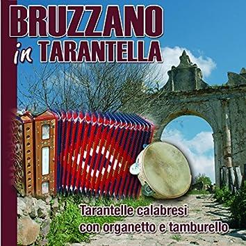 Bruzzano In Tarantella. Tarantelle Calabresi Con Organetto E Tamburello