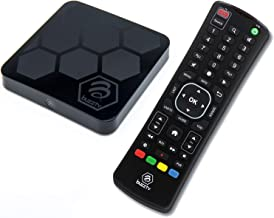 BuzzTV XR4000 & ARQ100 - Android 9.0 IPTV Set-Top Box - Faster Than Ever Before - 4K Ultra HD - 2GB RAM 16GB Storage - Latest Graphics Processor - Dual Band WiFi