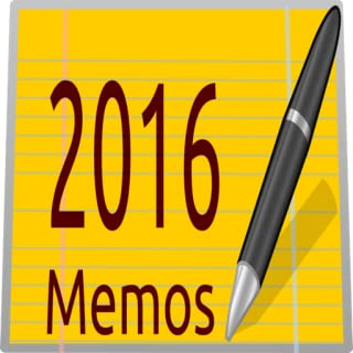 Calendar Notes 2016