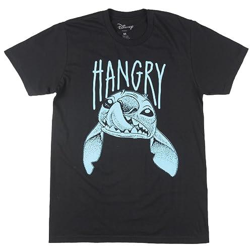 73c00339f44 Disney Lilo and Stitch Hangry T-Shirt