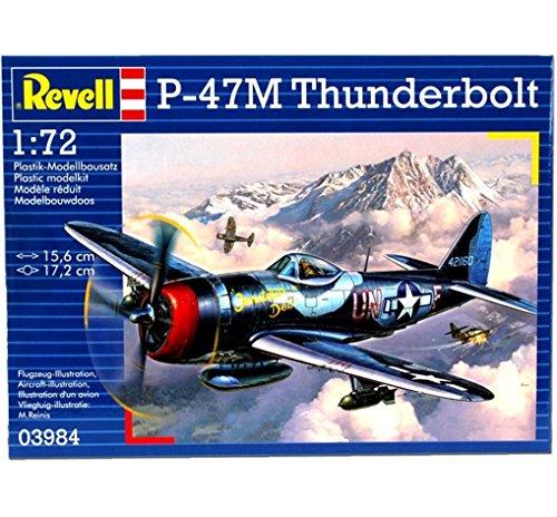 Revell- Maqueta Avión, 10+ Años, 15,6 cm (03984)