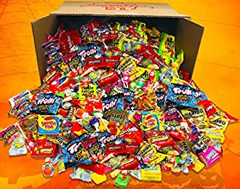 HUGE FUN MIX ASSORTED Variety BULK Individually Wrapped Candies Net Weight 12 LBS   192 oz  Individually Wrapped Candies of All Time America s Most Favorite Assorted Candies