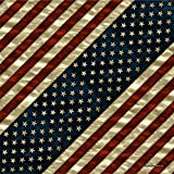 Bandana Tuch Biker Flag US US-Flagge