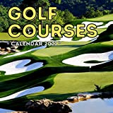 Golf Courses Calendar 2021: Cute Gift Idea For Golfing Lovers Men And Women