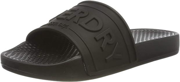 Superdry edit chunky slide, scarpe da spiaggia e piscina donna WF310002A