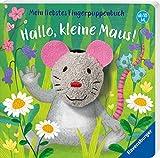 Mein liebstes Fingerpuppenbuch: Hallo, kleine Maus!