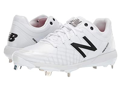 New Balance 4040v5 Metal (White/White) Men