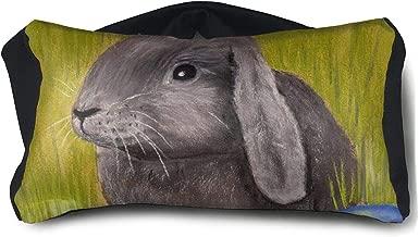 Eye Pillow Easter Bunny Painting Fabulous Eye Bag Bed Womens Portable Blindfold Train Sleep Protection
