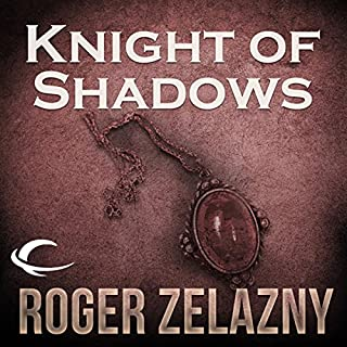Page de couverture de Knight of Shadows