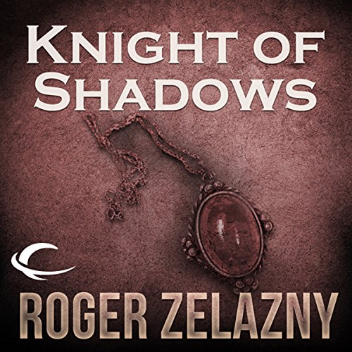 Knight of Shadows  audiobook cover art