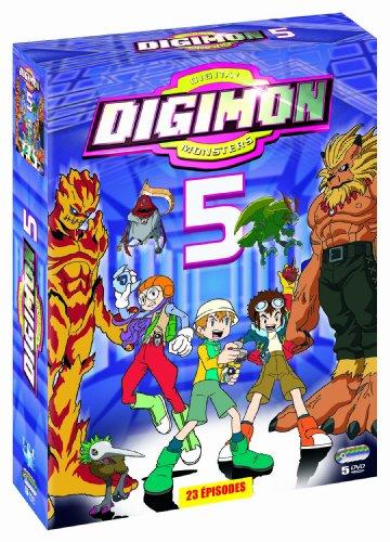 Digimon-Coffret 5
