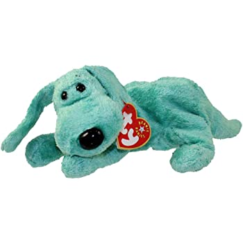 KOOKIE the Dog SG/_B000E8DMIA/_US TY Beanie Baby Circus Beanie