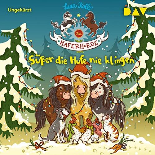 Süßer die Hufe nie klingen audiobook cover art