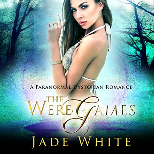 The WereGames audiobook cover art