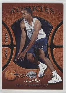 Dijon Thompson #/1,599 (Basketball Card) 2005-06 Upper Deck Sweet Shot - [Base] #118