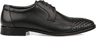 Ziya, Kösele Erkek Hakiki Deri Klasik Ayakkabı 10111 02880071