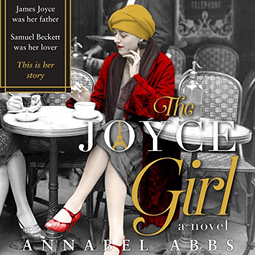 The Joyce Girl audiobook cover art
